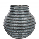 Ceramic plug-in vase